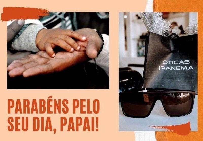 Participe do sorteio especial de Dia dos Pais das Óticas Ipanema