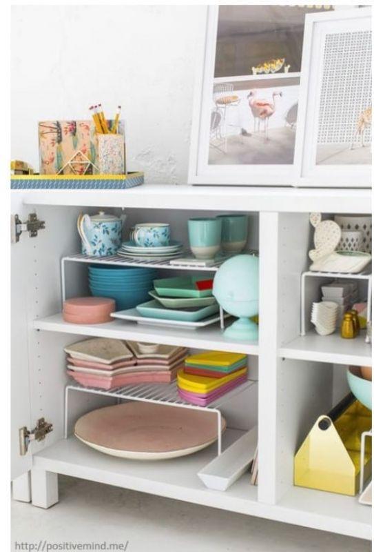 Dicas para organização da cozinha e despensa