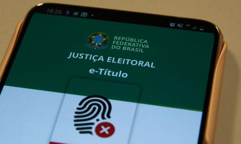 Mais 600 mil eleitores utilizam o e-Título para justificar ausência no segundo turno