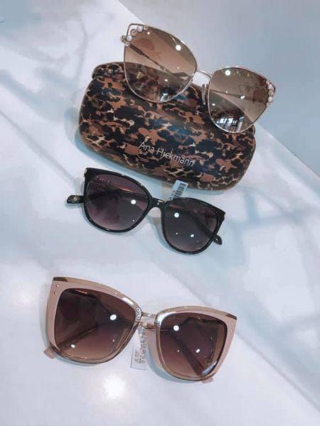 5 tendências de óculos de sol 2019/2020
