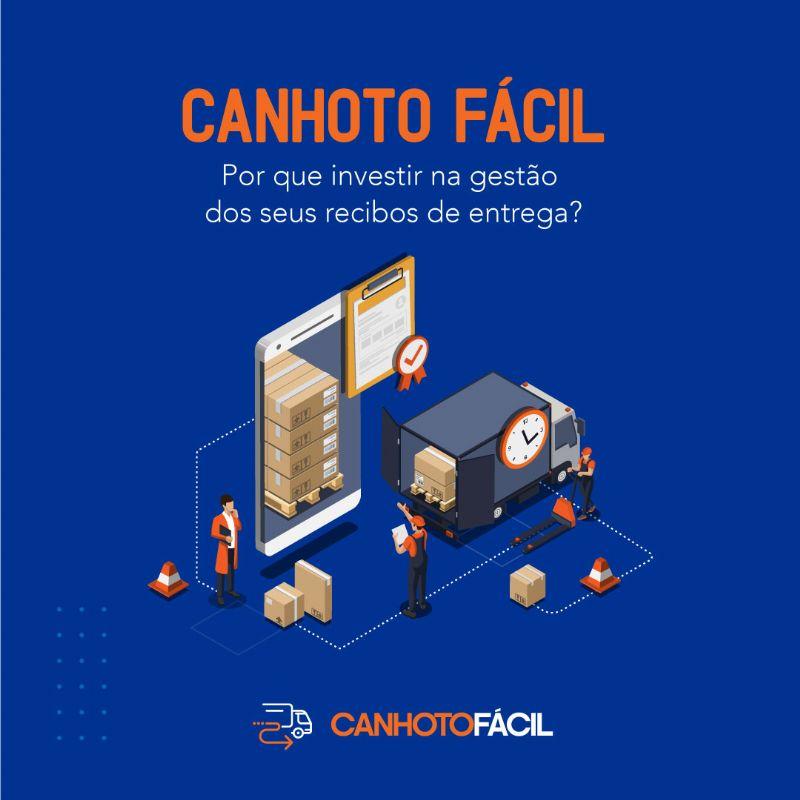 Conheça o Canhoto Fácil: o aplicativo para gestão de suas entregas