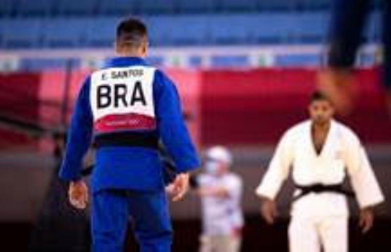 Judô encerra participação nas olimpíadas de Tóquio 2020