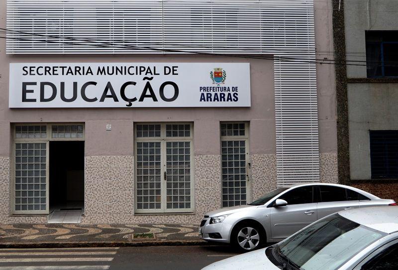 Prefeitura de Araras anuncia retomada das aulas presencias para 100% dos alunos a partir do dia 5