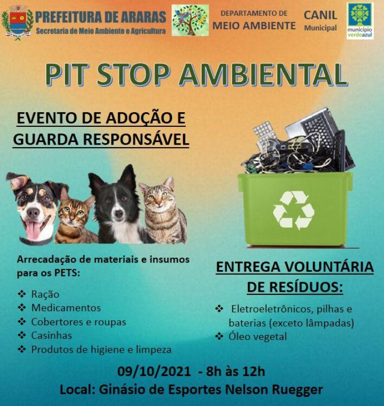 Feira de adoção de Pets acontece neste sábado (09) no Ginásio de Esportes Nelson Rüegger