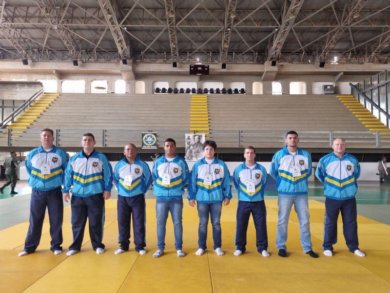 Projeto Kimono de Ouro participa da arbitragem do 48° torneio Interafa de judô
