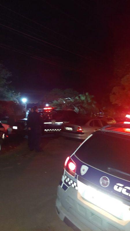 Guarda Municipal de Araras fiscaliza festa com mais de 700 pessoas