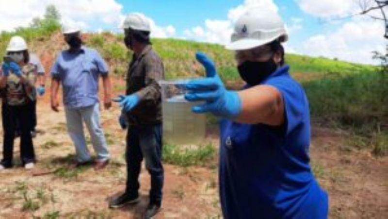 Saema divulga análise comprovando que o tratamento de esgoto em Araras chega a 60%